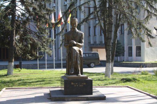 В Южной Осетии подходит к завершению строительство дома-музея Васо Абаева