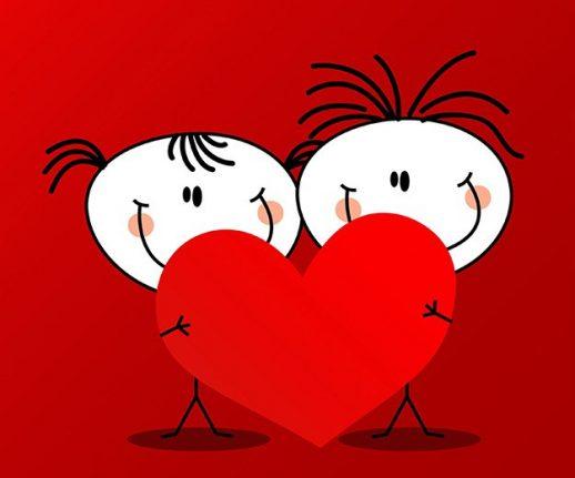 День влюбленных, статистика браков и рейтинг женихов…