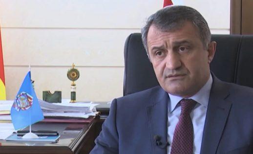 Анатолий Бибилов: «Мы готовы к прямым переговорам с Грузией»