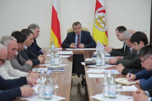 В Южной Осетии началась реализация Инвестпрограммы на 2019 год