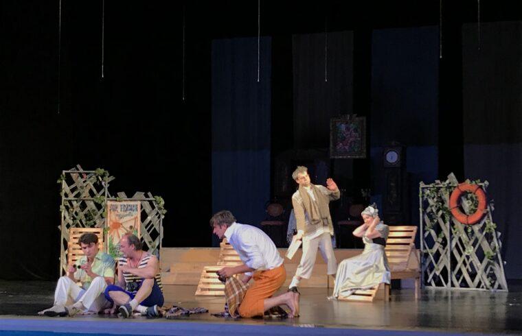 Эффектное прощание: театр имени Вахтангова завершил гастроли в Цхинвале