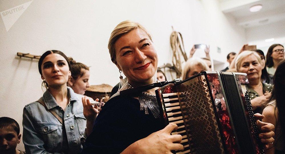 Залина Сапиева выступит на форуме в Санкт-Петербурге