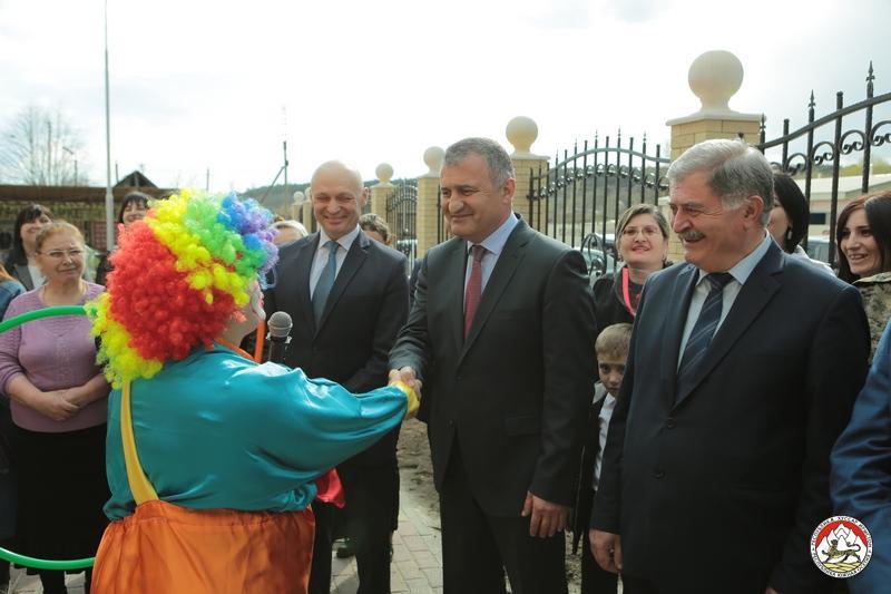 В районе Привокзальной площади открылся новый детский сад