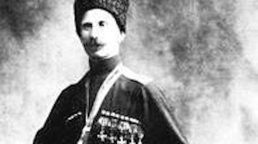 Кундухов Карачис — пять Георгиевских крестов