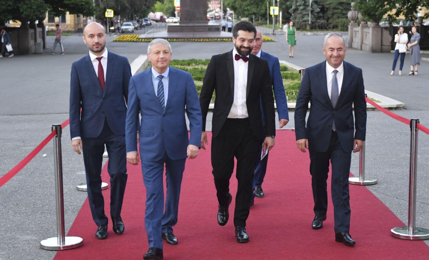 В  Северной Осетии стартовал первый Международный кинофестиваль «КиноБарс»