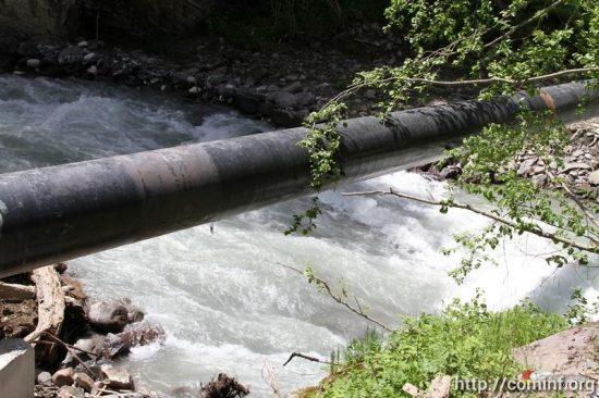 Сработали оперативно: Цхинвал не отключат от водоснабжения