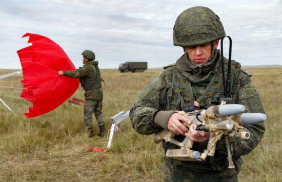 Опасность с воздуха: будет ли приказ уничтожить беспилотники?