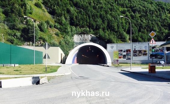 Дорожники приступили к ремонту югоосетинской части Транскама