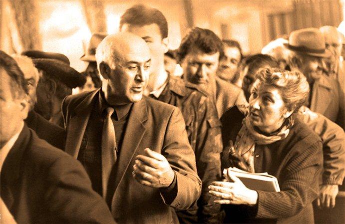 Зара Абаева о зарождении национального движения «Адæмон Ныхас», главных людях своей жизни и вехах истории юга Осетии