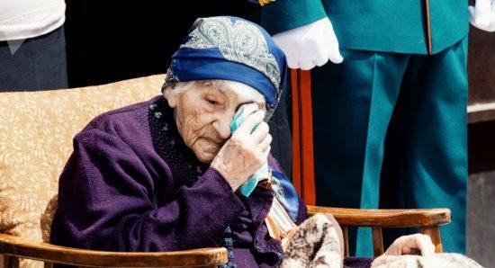В Южной Осетии умерла ветеран Великой Отечественной войны