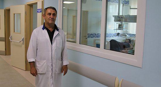 """""""Мы смогли выйти на плато"""": главный реаниматолог Южной Осетии о ситуации с коронавирусом"""