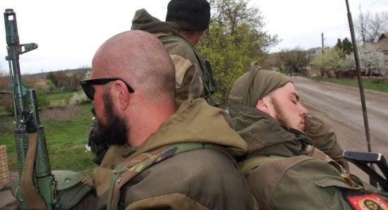 Все в ожидании войны: добровольцы из Осетии о ситуации в Донбассе