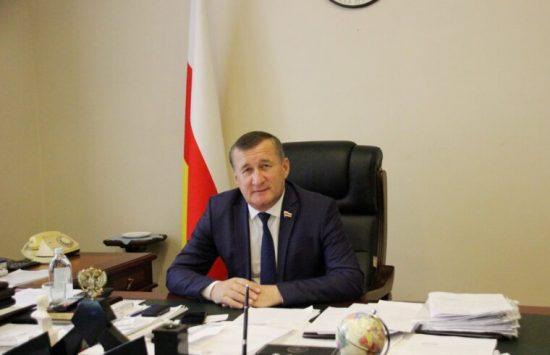 Алан Тадтаев: «Считаю, что конституционная реформа назрела давно»