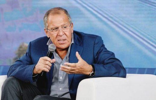 Лавров: «Как определит народ Южной Осетии, так и будет дальше»